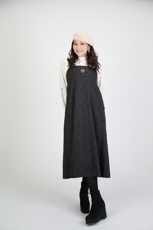 マダムミーナ ジャンパースカート